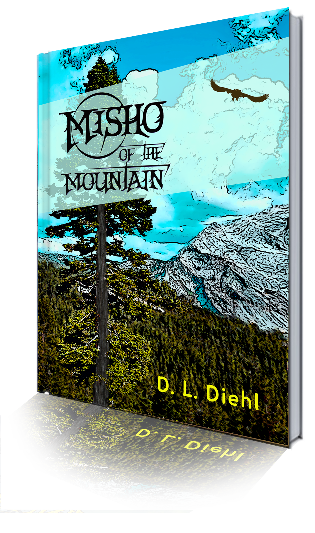 Book Image for Misho of the Mountain