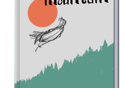 Misho of the Mountain book mockup