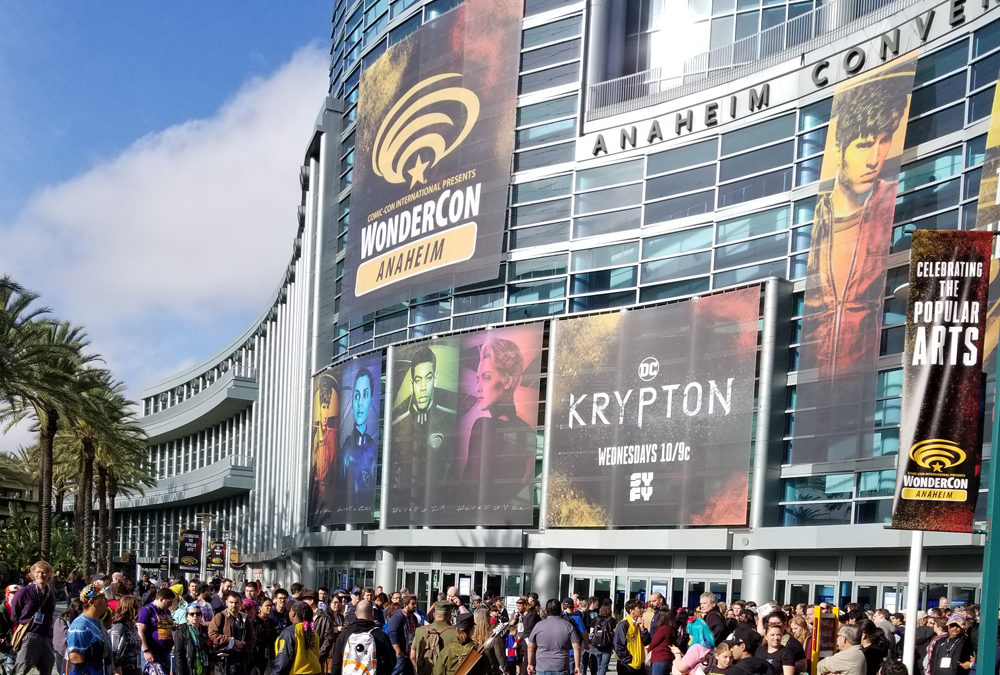 Seven things I learned from Wondercon — again!