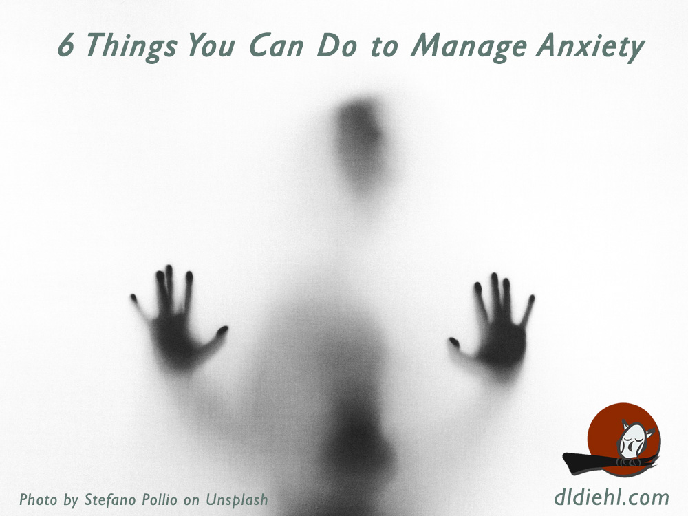 Can Do to Manage Anxiety